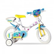 "Bicicleta peppa pig 14"" dino bikes"