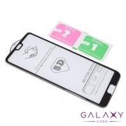 Folija za zastitu ekrana GLASS 5D za Huawei P20 Pro crna