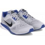 Nike TRI FUSION RUN MSL Running Shoes(Grey)