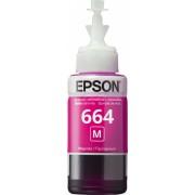 Bočica Epson T6643 magenta, L100 L110 L200 L210 L300 L355 L550 L1300 70ml/6500s