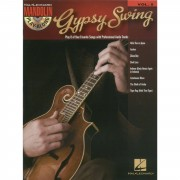 Hal Leonard - Mandolin Play-Along Volume 5: Gypsy Swing