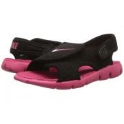 Nike Sunray Adjust 4 (InfantToddler) BlackRush Pink