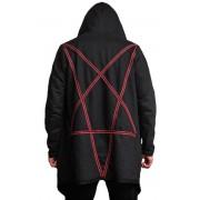 kapucnis pulóver női - Pentagram - AMENOMEN - Desire-013