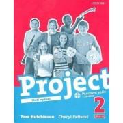 OXFORD Project the Third Edition 2 Pracovní sešit s CD-ROM - Tom Hutchinson