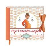 Pauline Oud Invulboek Pauline Oud Mijn 9 Maanden Dagboek