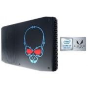 Calculator Mini Sistem PC Intel NUC BOXNUC8i7HNK2 (Procesor Intel® Core® i7-8705G (3M Cache, up to 4.10 GHz) Kaby Lake G, 2x DDR4 SO-DIMM 32GB max, 2x M.2 SSD, AMD Radeon™ RX Vega M GL, HDMI, Wireless AC, Bluetooth, Negru)