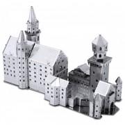 Metal Earth Fém makett Neuschwanstein kastély építőkészlet 502552