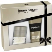 Bruno Banani Perfumes masculinos Man Gift Set Eau de Toilette Spray 30 ml + Shower Gel 50 ml 1 Stk.
