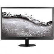 """AOC E2070swn Monitor Pc Led 19,5"""" 200 Cd/m² Colore Nero"""