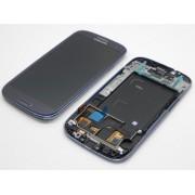 Дисплей + тъч за Samsung i9301 Galaxy S3 Neo Син