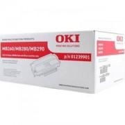 Тонер касета за OKI MB 260/280/290 - P№ 01239901 - 101OKIMB290