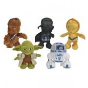 SIMBA Peluche Star Wars Assort. 17cm Peluches