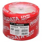 DVD-R RiData 120min./4,7Gb 16X (Printable) - 50 бр. в шпиндел