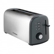 Westinghouse WHTS4S02G Pearl Grey 4 Slice Toaster