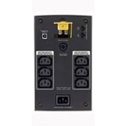 UPS APC 1400VA, Back-UPS, BX1400UI, 700W, 24mj