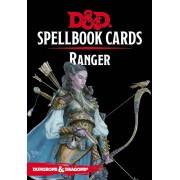 Gale Force Nine Dungeons & Dragons: Spellbook Cards - Ranger