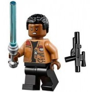 LEGO Star Wars Minifigure - Finn with Lightsaber and Blaster 75139