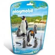 Комплект Плеймобил 6649 - Семейство пингвини, Playmobil, 291200