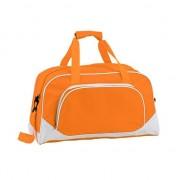 Geen Handbagage reistas oranje