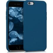 Husa iPhone 6 / 6S Silicon Albastru 40223.17