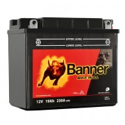 Banner YB16-B Bike Bull motorkerékpár akkumulátor - 51912