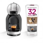 Krups Kp123bkp Macchina Del Caffè In Capsule Mini Me Colore + 32 Capsule Nescafè