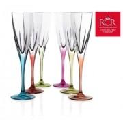 Copa Fusion Color de cava / champán | Comprar copas champagne
