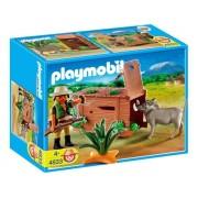Playmobil 4833 - Chasseur Avec Piège