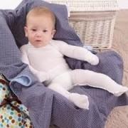 Comfifast™ Pończochy/rajstopki lecznicze na AZS dziecięce 6-24 Miesiące Comfifast Easywrap