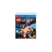 Jogo Kit Lego O Hobbit Filme Bluray Pra Playstation Ps3