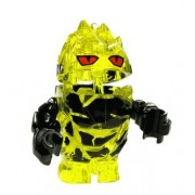 Rock Monster Combustix (Yellow w/ Black Arms)- LEGO Power Miners Minifigure