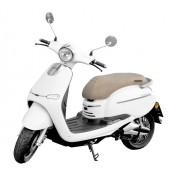 HECHT CITIS WHITE SKUTER ELEKTRYCZNY AKUMULATOROWY E-SKUTER MOTOR MOTOCROSS MOTOREK MOTOCYKL - OFICJALNY DYSTRYBUTOR - AUTORYZOWANY DEALER HECHT