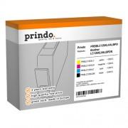 Prindo zestaw czarny / cyan / magenta / zólty oryginał PRSBLC129XLVALBPDR