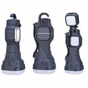 Lanterna Solara LED 3W, Tub luminos 16 LED SMD si Panou COB LED YD105A