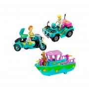 Vehiculo Scooby Doo C/ Personaje 3 Modelos P/ Elegir - 06103