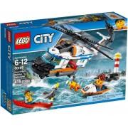 Lego Klocki konstrukcyjne City Helikopter Ratunkowy do Zadań Specjalnych 60166