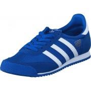 adidas Originals Dragon Og J Blue/Ftwr White/Blue, Skor, Sneakers & Sportskor, Sneakers, Blå, Barn, 36