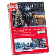 Busch 1182 Christmas Tree Sales HO scale