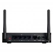 ROUTER CISCO 802.11 B/G/N, 4P LAN 10/100, 2 ANT, FIREWALL, 5 VPN, QOS