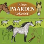 Ik leer paarden tekenen - Jennifer Lipsey