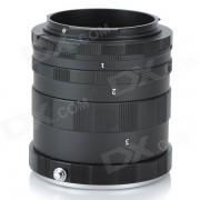 Tubo / Anillo De Extension Macro Para Camaras Canon SLR / DSLR