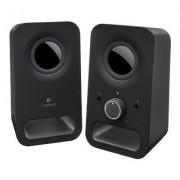 Logitech Głośniki Multimedia Speakers Z150 Czarny