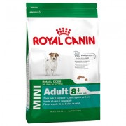 Royal Canin Mini Adult 8+ Hondenvoer - 4 kg