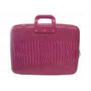 Bombata Cocco Laptoptas 15,6 Inch Dark Pink Mat