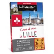 Wonderbox Coffret cadeau Coups de cur à Lille - Wonderbox