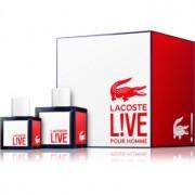 Lacoste Live coffret II. Eau de Toilette 100 ml + Eau de Toilette 40 ml