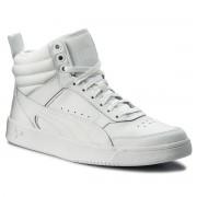 Puma Sneakersy PUMA - Rebound Street v2 L 363716 02 Puma White/Puma White