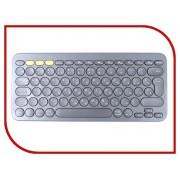Клавиатура беспроводная Logitech K380 Grey 920-007584