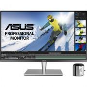 Монитор ASUS PA32UC-K 32'' Professional Monitor, 4K (3840 x 2160), IPS, Quantum Dot, HDR1000, 384 zones local dimming, 99.5% Ado