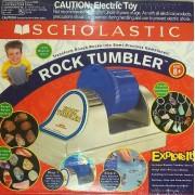 Scholastic Rock Tumbler (Electric Toy) Transform Rough Rocks Into Semi-precious Gemstones!
